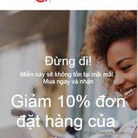 Mã Giảm Giá Tên Miền Domain.com Chỉ 4.79$ Cho Tên Miền .COM và .NET