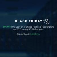 Black Friday 2018 Stablehost Giảm Giá 92% Trong Ngày Khuyến Mãi