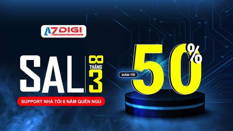 Hosting AZDIGI giảm giá 50%